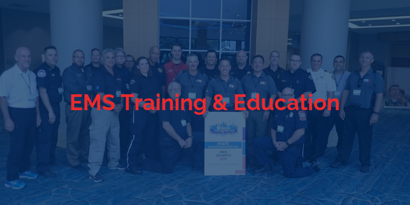 EMS Training & Education