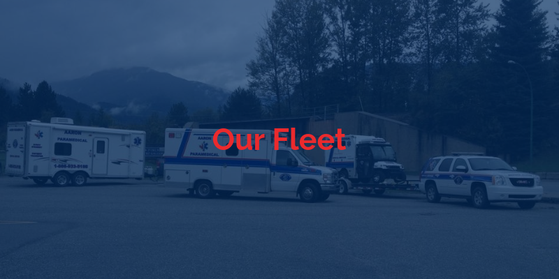 aaron paramedical emergency fleet